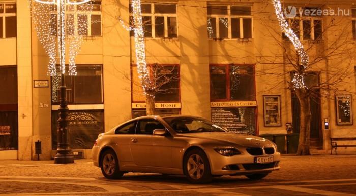 Nem a 7-es, hanem az 5-ös BMW-re épül