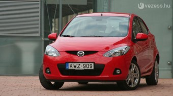 Teszt: Mazda2 1,5 GT