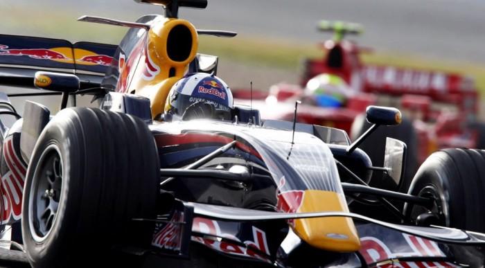 Coulthard alatt elromlott az új autó