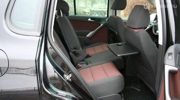 A variálható ülés a SEAT Alteáéra hasonlít