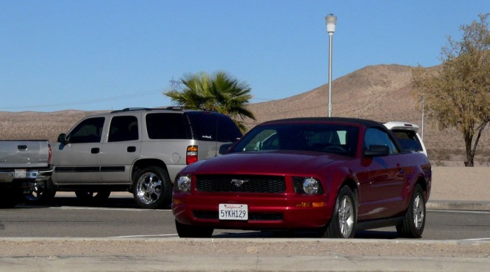 A V6-os csak 210 lovas