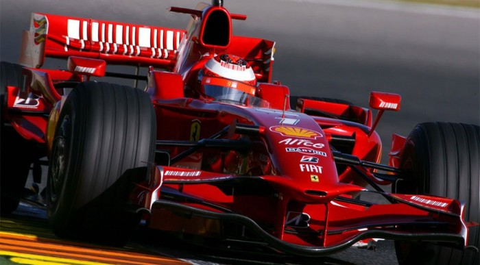 A Ferrarik ma is erősek voltak