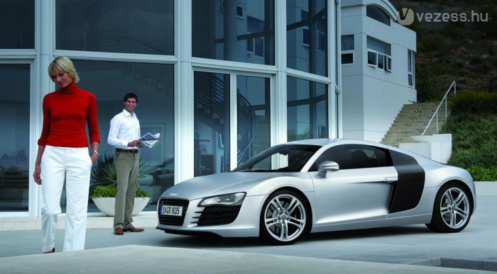 Hibátlanul mennek az Audi dolgai