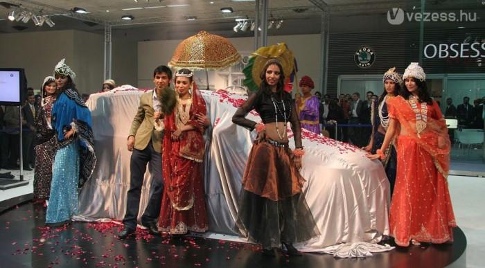 India a jövő egyik fő piaca, VW-nek és a Skodának is