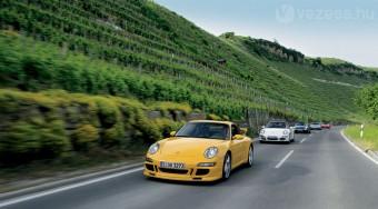 Porsche-élmény mindenkinek