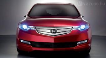 Elegánsabb az új Honda Accord - videó