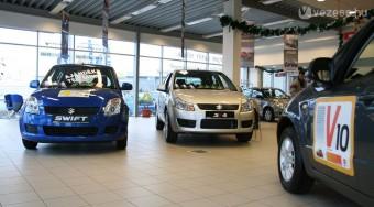 Élen a Peugeot és a Suzuki
