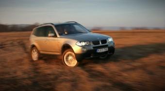 Teszt: BMW X3 2.0d