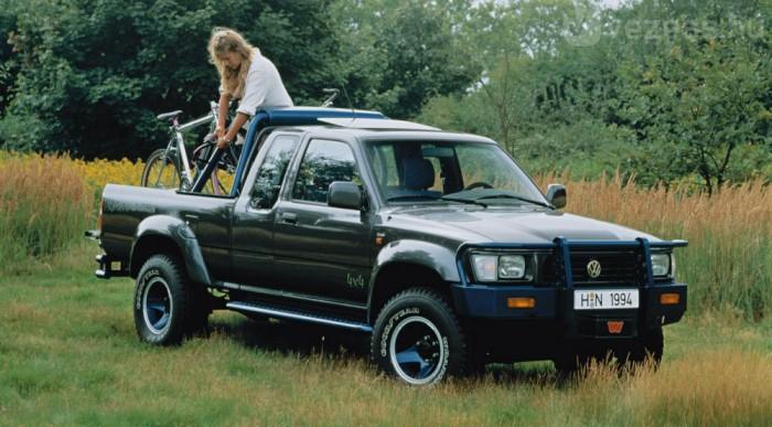 Volkswagen Taro 1989-ből