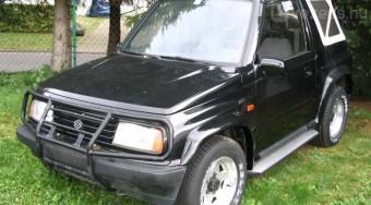 A fekete Suzuki a menő