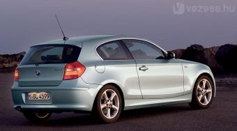 Új BMW-k tavasztól