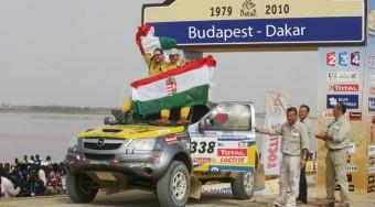 Már jövőre tőlünk indulhat a Dakar