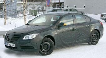 Itt az új Opel Vectra