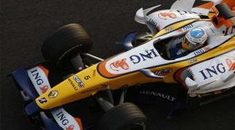 Bajban a Renault