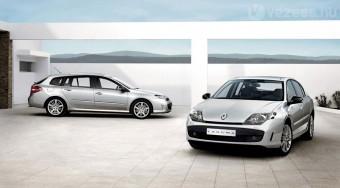 Élményautó a Renault Lagunából