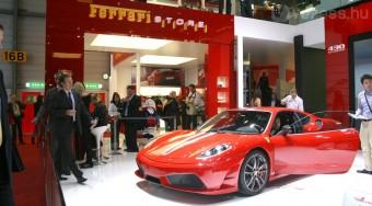 Ferrari-élmény olcsóért
