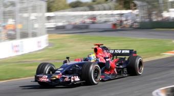 Eladó a Toro Rosso