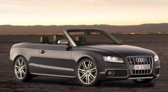 Egy év múlva Audi A5 kabrió