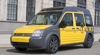 Itt az új New York taxi