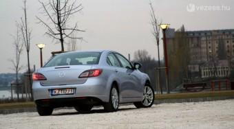 Miért nem kell benzines Mazda6?