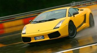 Vége a szuper-Lamborghininek