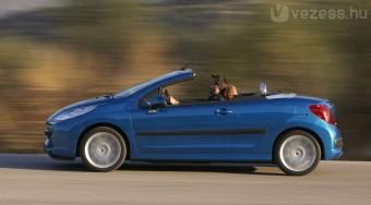 Egymilliós Peugeot