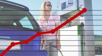 350 forint lehet a benzin