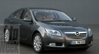 Itt az Opel Vectra-utód