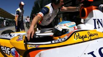 Alonso kitálalt a McLarenről