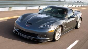 Lenyomja a Ferrarit az új Corvette