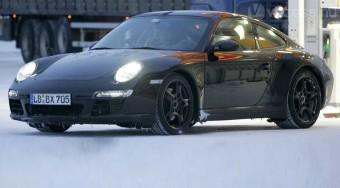 Kiszivárgott az új Porsche
