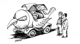 Az autógyárak tréfái