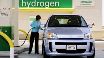 A jövő üzemanyaga a hidrogén