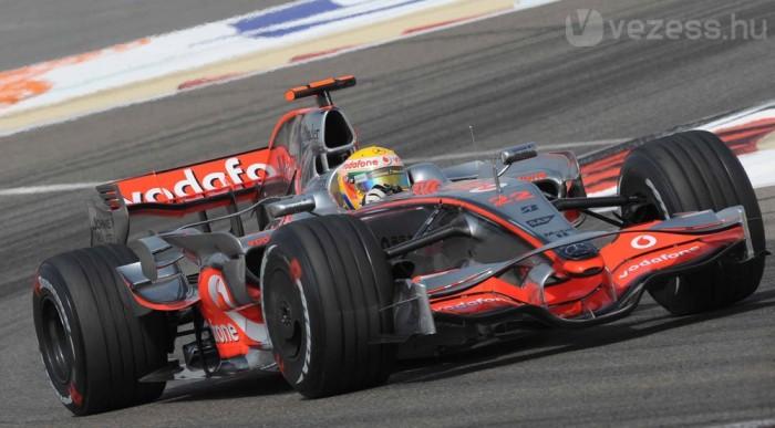 Hamilton lenullázta a versenyét