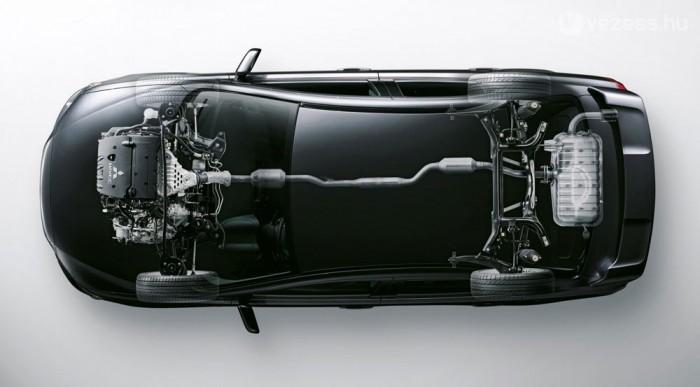SUV és egyterű is épül a Lancer alapjaira