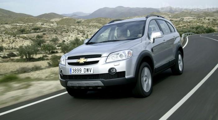 30 százalékkal nött a Chevy eladása Európában