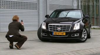 Cadillac CTS: parasztvakítás?