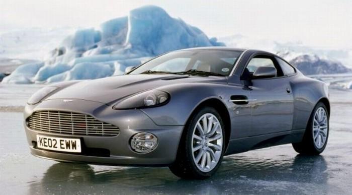 Jégen sem csúszott az Aston Martin