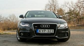 Audi A4: Szép a szeme