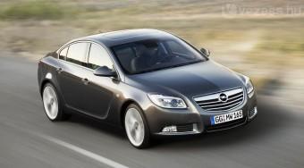 Hivatalos Opel Vectra utód