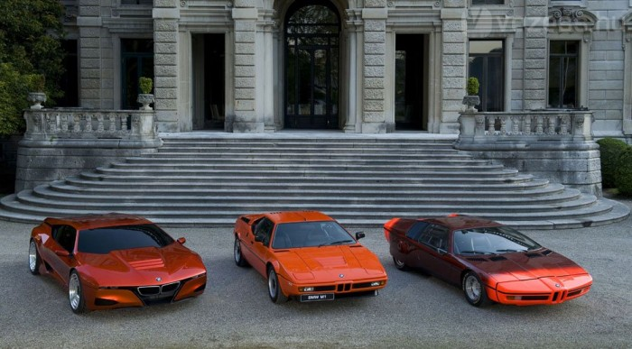 Balról jobbra: Hommage, M1, Turbo