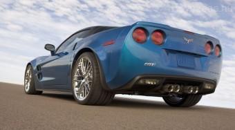 Brutál Corvette Európában