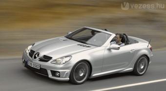 Félmilliós Mercedes
