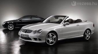 Különleges Mercedes búcsúzóul