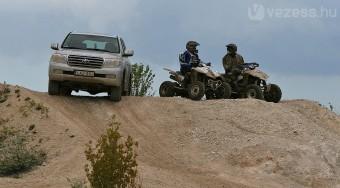 Toyota Land Cruiser Overkill