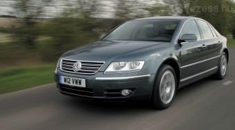 Új dízel a luxus-Volkswagenhez