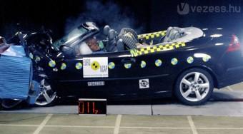 Hullákkal tesztelt a Saab