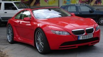 Borzadály BMW