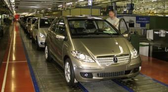 Rendkívüli hír: Mercedes-gyár Kecskeméten
