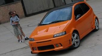 Fiat Punto Sporting tuning
